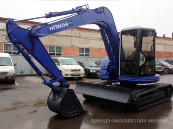 Экскаватор Hitachi EX75UR-3
