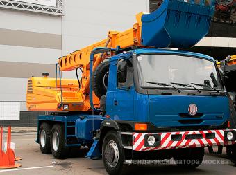 Экскаватор Tatra UDS 214